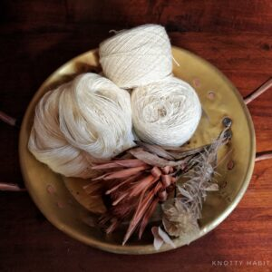Undyed Roving