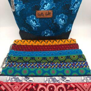 Knotty Zipper Bags